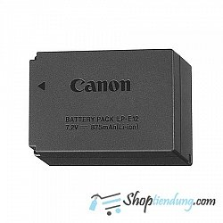Pin Canon LP-E12