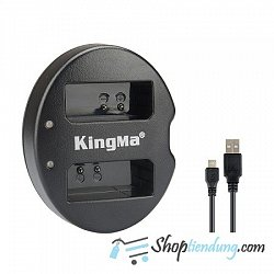 Sạc KingMa for pin Canon LP-E10