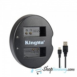 Sạc KingMa for pin Canon LP-E12
