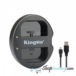 Sạc KingMa for pin Canon LP-E6