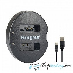 Sạc KingMa for pin Canon NB-13L