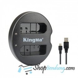 Sạc KingMa for pin Nikon EN-EL14