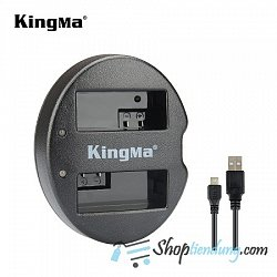 Sạc KingMa for pin Canon LP-E8