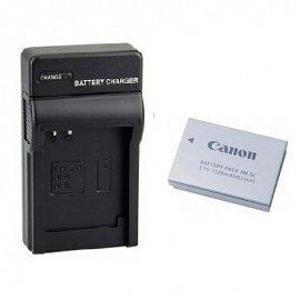Sạc cho pin Canon