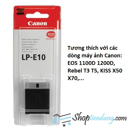 Pin Canon Lp-E10
