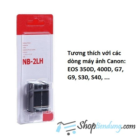 Pin Canon NB-2L