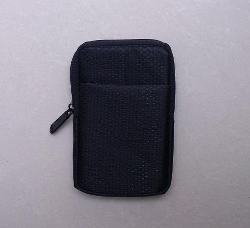 Mặt trước túi đựng ổ cứng di động 2.5 inch