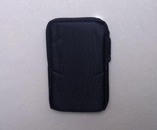 Mặt sau túi đựng ổ cứng di động 2.5 inch